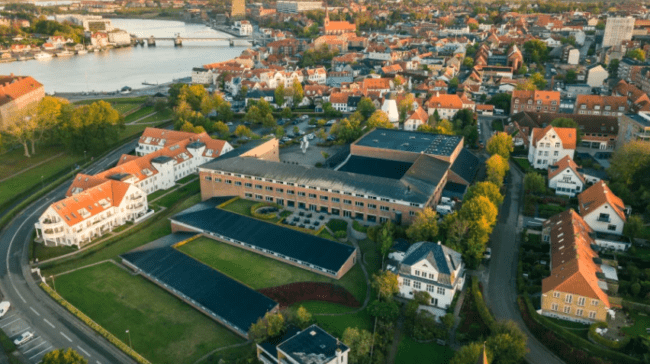 Hotel Sønderborg Strand