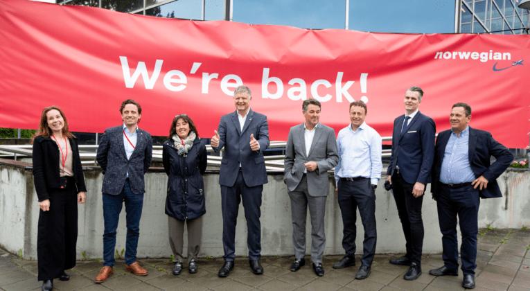 Norwegian - We are Back