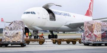 Billund Lufthavn og fragt