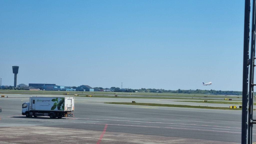 SAS Airbus A319 - OY-KBT