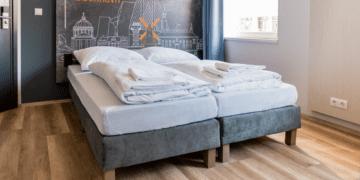 AO Hostels Copenhagen Room
