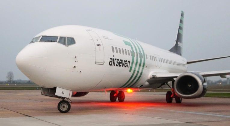 Airseven - OY-ASA - Boeing 737