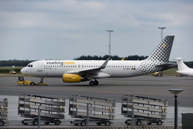Vuelling Airbus A320