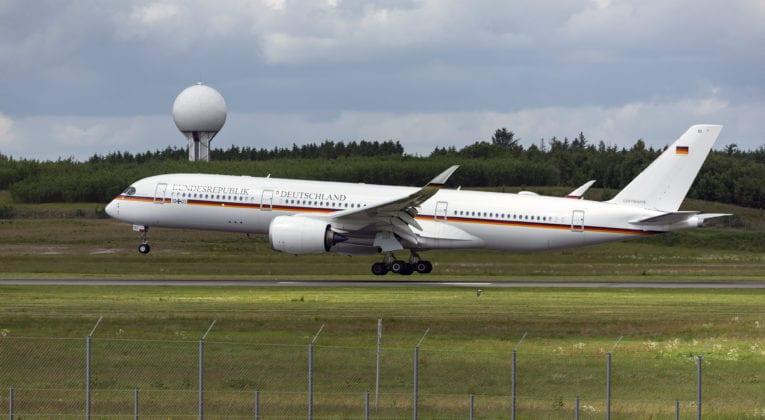 GAF Airbus A350