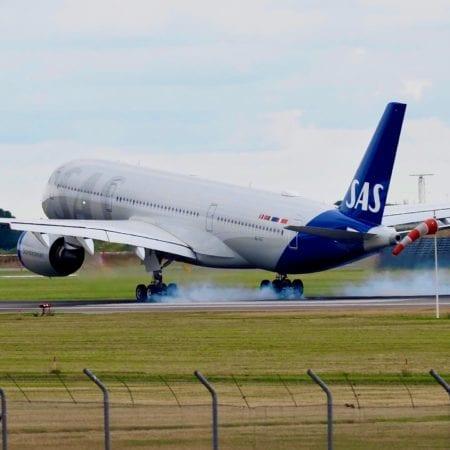 SAS - Airbus A350 - SE-RSF
