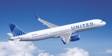 Airbus A321neo - United Airlines