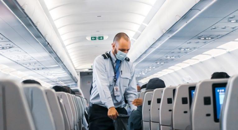 Mundbind i fly