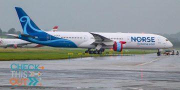 FlyNorse - B787-9 - LN-LNO