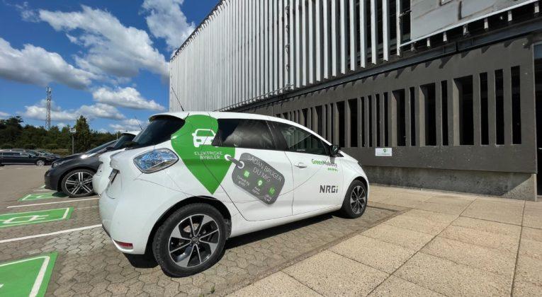 GreenMobility - Billund Lufthavn