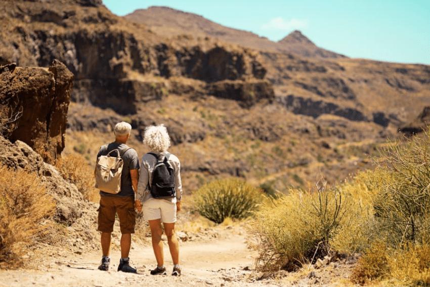 Vandreferie på Gran Canaria