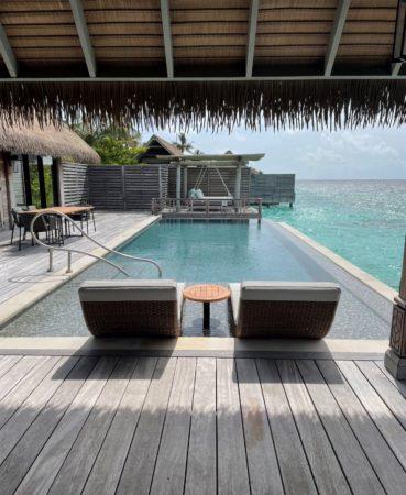 Waldorf Astoria Maldives - Overwater Villa